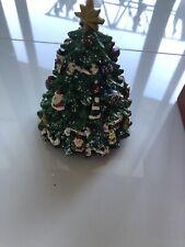 Christmas Rotating Music Box