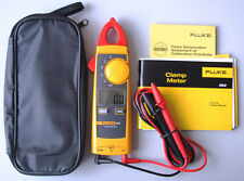 USA Seller!!! FLUKE 362 Handheld Digital Multimeter Clamp Meter 200A F362