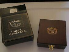 JACK DANIELS - BOXED METAL COASTERS