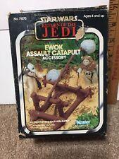 Star Wars Return Of The Jedi 1983 Ewok Assault Catapult Kenner Box Only