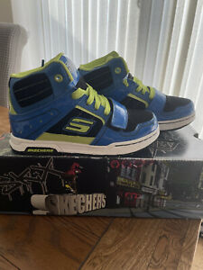 boys sketchers size 12.5