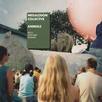 Megalodon Collective - Animals Neuf CD
