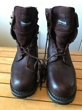 "McRae Industrial Men's 8"" Insulated Waterproof Lacer Work Boot Size 11-Wide"