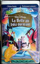 La belle au Bois Dormant/FRENCH-FRANÇAIS/collection chefs-d'œuvres/EXCLUSIVE VHS