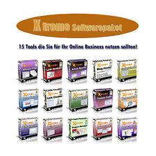 Xtreme Software-Paket- 15 Tools die Sie für Ihr Online Business nutzen sollten!
