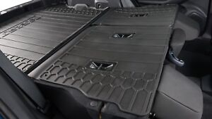 2018-2020 Subaru Crosstrek Impreza Rear Seat Back Protector Cover Genuine OEM