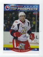 2011-12 AHL Top Prospects #14 Landon Ferraro (Eisbären Berlin)