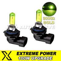 H10 710 Nebbia Anteriore Lampada Lampadine 100W Alta Potenza Giallo 3000k Per