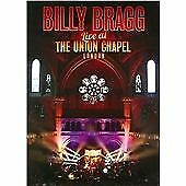 Billy Bragg - Live at the Union Chapel London (Live Recording)  (CD & DVD, 2014)