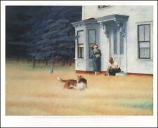 Edward Hopper: Cape Cod Evening 1939 soir humeur Colley Art pression Poster 490