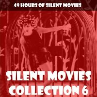 SILENT MOVIE COLLECTION 6 🎬 49 HOURS OF CLASSIC SILENT MOVIES 📽️