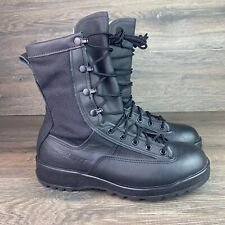 Belleville Boots Men 7R Gore Tex 770V Black Military Vibram Sole New Made USA