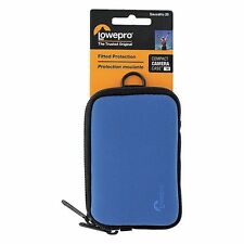 NEW Lowepro Sausalito 20 Compact Camera Case - Blue