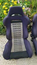 bride brix recliner bucket seat rare genuine PRICE DROP 1 left