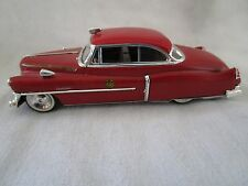 Vintage Die Cast  1950's Cadillac Fire Chief's Car by Vitesse 1/43 Scale