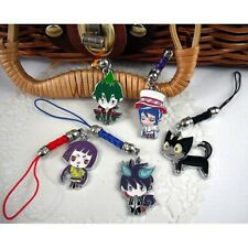 Set 5 Strap / Phonestrap Ao no exorcist