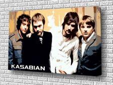 """*KASABIAN* POP ART Box Canvas 20""""x30""""FREE POST £34.99*"""