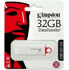 Kingston 32GB DataTraveler G4 32G DTIG4 USB 3.0 Flash Pen Drive DTIG4/32GB