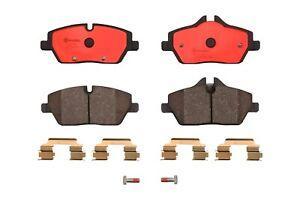 For Mini R55 R56 R57 R58 R59 Front Ceramic Disc Brake Pad Set Brembo P06067N