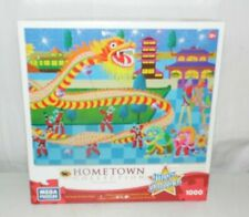 MEGA Hometown Collection Art of Heronim Jigsaw Puzzle - 1000 Pieces