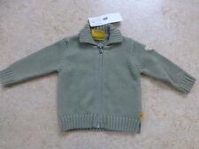 Babystrickjacke, Pullover, Cardigan Gr.62 Steiff Junge