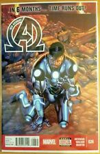 The NEW AVENGERS #26 (2015 MARVEL Comics) ~ NM Comic Book