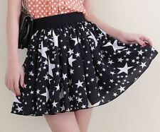 Machine Washable Floral Petite Skirts for Women