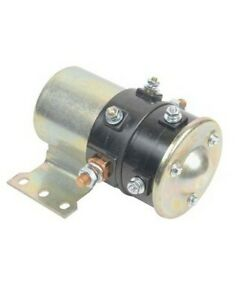12-24 VOLT SERIES PARALLEL SWITCH FITS DOUBLE STAGE 1119845 144202 3603872RX
