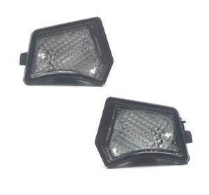 Pair Left Right Side Mirror Puddle Light Lamp for Volvo C30 C70 S60 S80 V50 V70