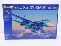 LOT 47350 Sonderpreis: Revell 04937 Sukhoi Su-27 SM Flanker 1:72 Bausatz NEU OVP