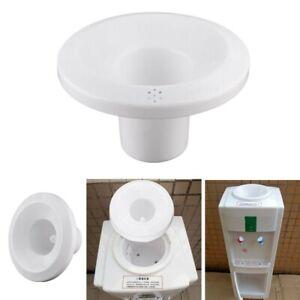 Fit Most Water Dispenser Cooler Smart Seat Bottle Holder Plastic Top Cover x1