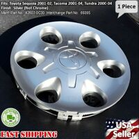 1 New 2000-2004 Toyota Tundra Sequoia Tacoma Wheel Center Caps Hubcap 42603-0C30
