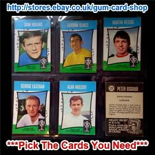 A&BC 1967 STAR PLAYERS BLACK BACK (GOOD/FAIR) *PICK THE CARDS YOU NEED*