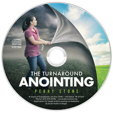 "PERRY STONE-""The Turnaround Anointing""-CD-Just Released"