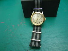 Citizen Gold Plated Case Casual Wristwatches
