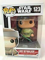 Funko POP! Star Wars Luke Skywalker (Endor) #123
