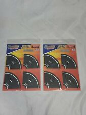 Kids Building Playtape 2� Tight Curves 8 Pack Road Car Tape Stick to Floors 2Pk