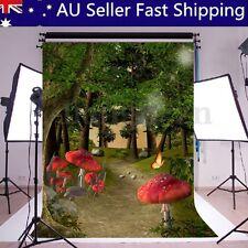 3X5FT Forest Woodland Vinyl Photography Backdrop Background Studio Photo Props