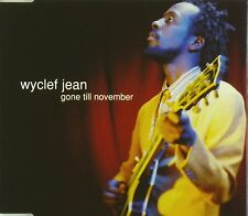 Maxi CD - Wyclef Jean - Gone Till November - #A2447