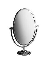 Samuel Heath Freestanding Oval Mirror L106 - Polished Brass Finish BNIB