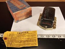 NOS Autolite Voltage Regulator 6-Volt Neg Grnd Chrysler 1343124 vbf6002a (bin46)