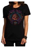 Harley-Davidson Women's Level Disturbance Short Sleeve Crew Shirt Size S