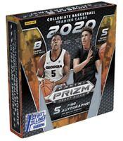 2020-21 Panini Prizm Draft Picks Collegiate Basketball FOTL Hobby Box SHIPS NOW!