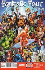 Fantastic Four #16 (NM)`14 Fraction/ Kesel/ Ienco