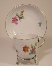 KPM Berlin Porcelain Hand Painted Cup And Saucer (1)