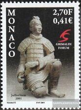 Monaco 2531 (kompl.Ausg.) postfrisch 2000 Terakotta-Armee