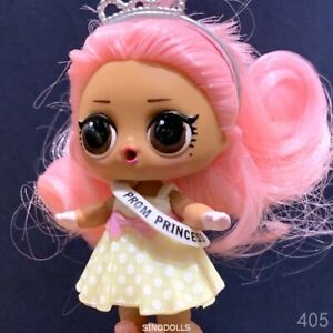 LOL sorpresa Surprise Hairgoals Makeover Series 5 WAVE 2 Prom Princess Doll Toy