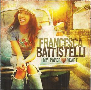 Francesca Battistelli - My Paper Heart (2008) CD