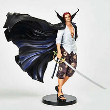 Anime One Piece COLOSSEUM Scultures WORLD VOL1 Shanks FIGURE New
