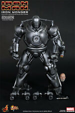 "Hot Toys MMS164 Iron Man Iron Monger Figure ""NIB"""